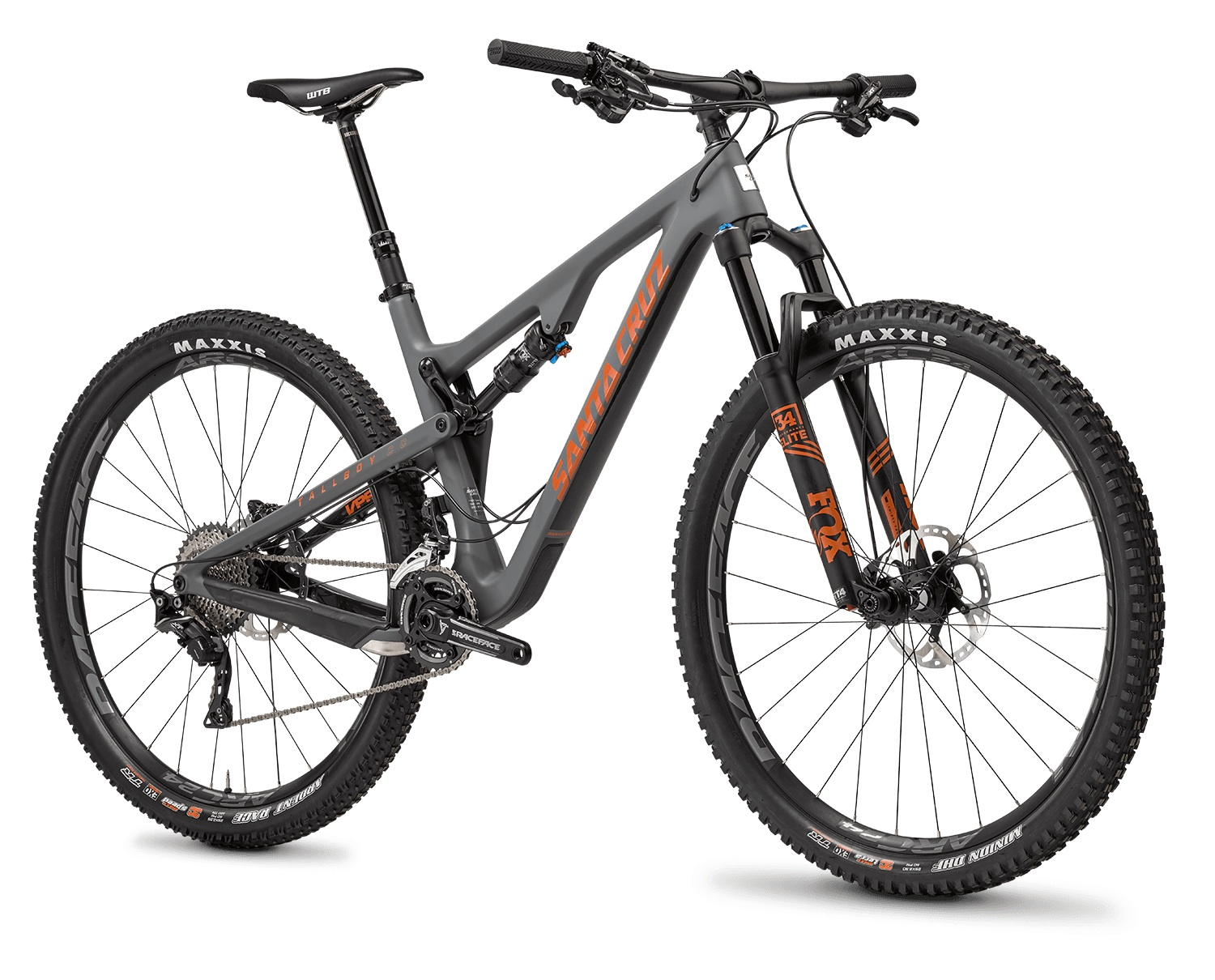 DB-C1. Santa Cruz Tallboy3 (Large)