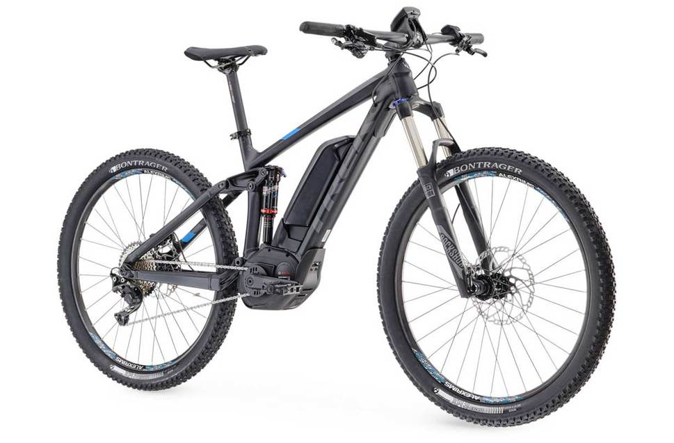 Electric Full Suspension-D. Trek Powerfly Large